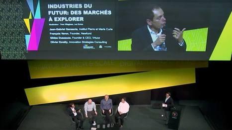 Industrie du futur : quels marchés sont les plus prometteurs ? | MUSIC:ENTER | Scoop.it