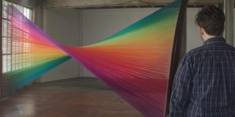 VIDEO. 4 daltoniens voient les couleurs pour la première fois grâce à des lunettes spéciales | Techno & Science | Scoop.it