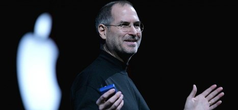 4 Ways Steve Jobs Inspired Employees With Great Stories | Leadership by @AngusWoodhead | Scoop.it
