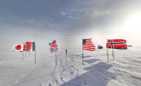 Exploring Antarctica with Google Street View | All about water, the oceans, environmental issues | Scoop.it