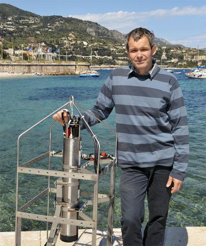 Villefranche : le Cristal du CNRS à l'homme qui fait parler le plancton!   Marc Picheral awarded.   Scoop.it