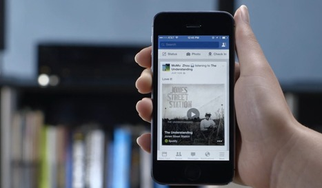 Facebook Audio Recognition Brings New Features (and ways to monetize!) | Buyer Traffic Generation | Content & Video Marketing | SEO | Scoop.it
