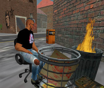 Second Life: The Sweet Smell of Desperation | Teaching Tools Today | Scoop.it