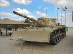 M60 (Magach 6)  – Walk Around | History Around the Net | Scoop.it