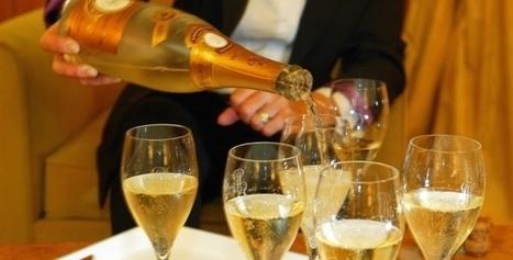 Dom Pérignon - Cristal Roederer : lequel choisirez-vous ? | Le Vin en Grand - Vivez en Grand ! www.vinengrand.com | Scoop.it