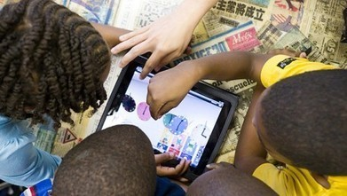 One iPad is better than none - Wake Forest University News Center | iPad in the Elementary Classroom | Scoop.it