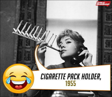 20 Funny Inventions of the Past That Will Make You Thank God You Were Not Born Back Then | Strange days indeed... | Scoop.it