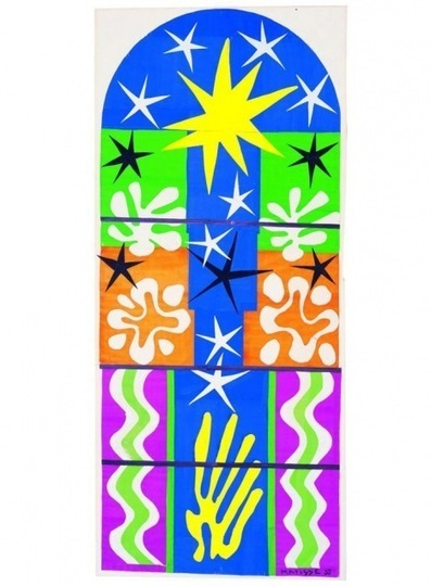 Merry Matisse Christmas from Tate! | The Palace of Culture | Scoop.it
