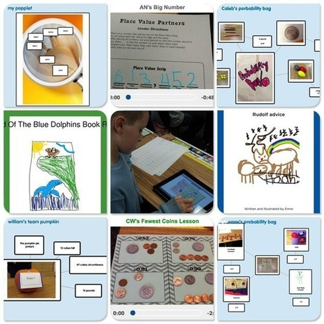 Sharing App-thusiasm for iLearning! « techchef4u | Elementary Special Education | Scoop.it