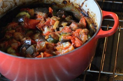 Slow Down With Ratatouille | Eco Living, Marketing, News | Scoop.it