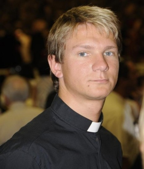Has Porn Star Trevor Yates Joined a Catholic Seminary in Italy? -- QUEER ME NOW : The Hardcore Gay Porn Blog - Gay Porn Stars, Muscle Men, Anal Sex, Gay Porn News, Free XXX Pics and Videos | JIMIPARADISE! | Scoop.it