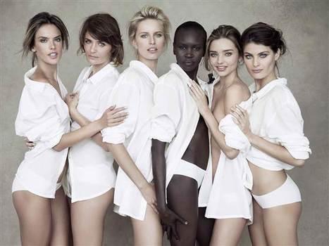 Miranda Kerr, Karolina Kurkova and more top models pose for Pirelli - Sexy Balla | News Daily About Sexy Balla | Scoop.it