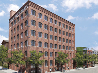 People Are Lining Up To Live In This Converted Candy Factory In Brooklyn | Brooklyn By Design | Scoop.it