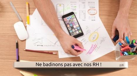 Ne badinons pas avec nos RH ! | DOCAPOST RH | Scoop.it