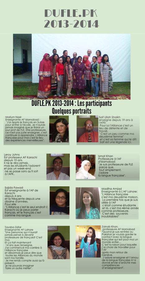 DUFLE 2013-2014 : Les diplômés | Frenchbook : news FLE | Scoop.it