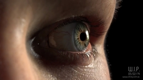 RedShark News - This is how you animate an eyeball. (This is the best 3D animation we've ever seen.) | FilmTechnic | Scoop.it