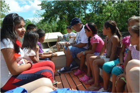 LUCIO'S LEGACY: The Amazon Binocular Project | Rainforest CLASSROOM: Inspiration, Resources,and More | Scoop.it