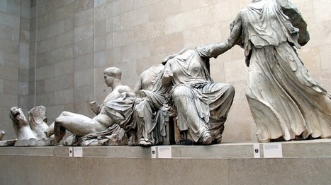 New International Group to Amp Up Parthenon Marbles Reunification Campaign | LVDVS CHIRONIS 3.0 | Scoop.it