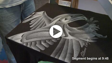 Edzerza Gallery   FRESH NATIVE THREADS, ART AND DESIGN   Contemporary Native American Art   Scoop.it