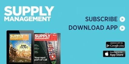 Supply Management | The procurement and supply website | Procurement | Scoop.it