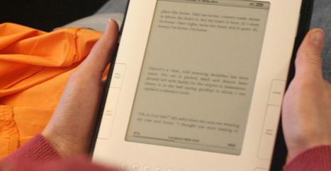 Bruxelles s'oriente vers la TVA réduite pour les e-books | Geek or not ? | Scoop.it
