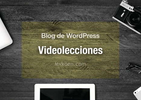 Curso: WordPress en Máquina Virtual para Mac OS - Mvkoen | Expertos en WordPress | Scoop.it