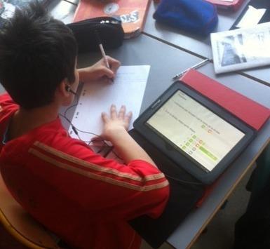 Dictée en autonomie - Ten - Tablettes Élèves Nomades   Moisson sur la toile: sélection à partager!   Scoop.it