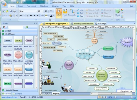 Free Mind Map Software, Freeware, Create mind maps for brainstorming, problem solving, rational analysis, and decision marking. | Into the Driver's Seat | Scoop.it