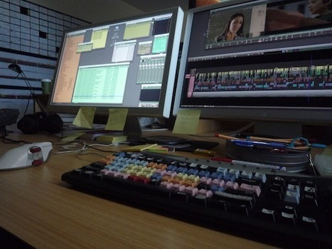 HOW TO EDIT: Burning Man Editor Martin Connor Explains The Art Of Editing | Arts Independent | Scoop.it