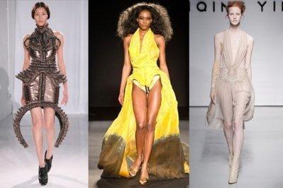 Haute couture printemps-été 2012 : un calendrier dense et prometteur - Fashion Dailynews | Julien Fournié | Scoop.it