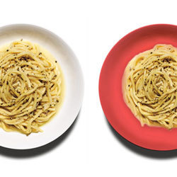 Why the Color of Your Dinner Plate Matters: BA Daily | The brain and illusions | Scoop.it