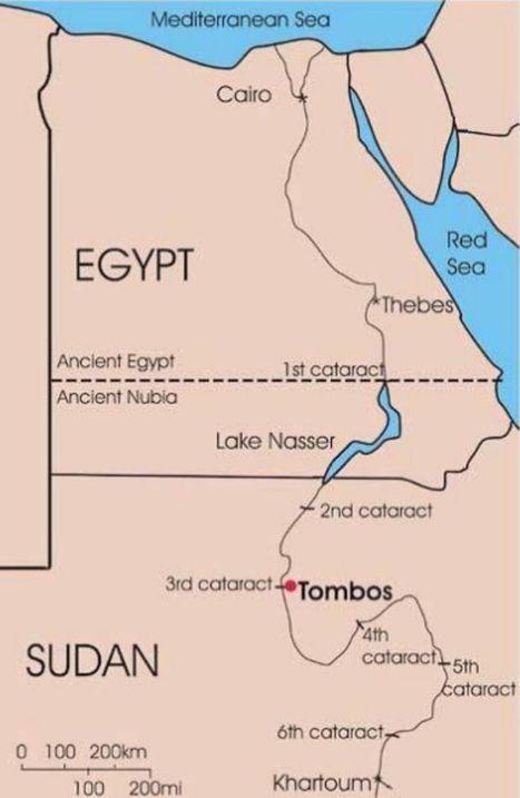 Bodas y fusión de culturas entre egipcios y sus vecinos nubios | Egiptología | Scoop.it