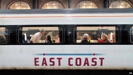 East Coast rail winner announced | Unit 1 AS Micro - Competitive Markets | Scoop.it
