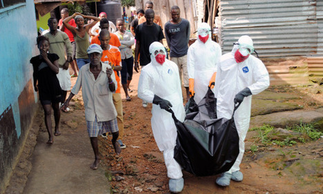 Can the U.S. Army degrade and destroy Ebola? - The Week Magazine | EM 585 - Military Role in Disaster Relief | Scoop.it