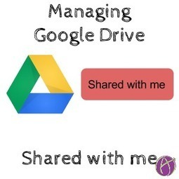 Google Drive: Shared with Me is a Filter, Not a Folder | immersive media | Scoop.it