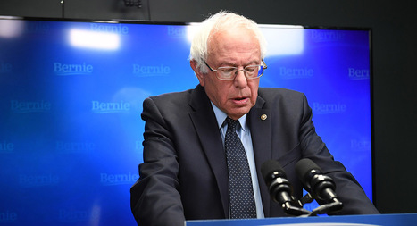 """""""Sanders collides with black lawmakers"""" 