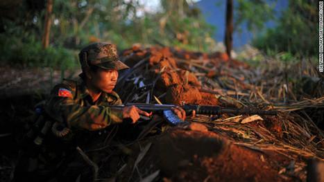 Myanmar airstrikes on Kachin rebels raise global concerns | Children of the Mekong | Scoop.it