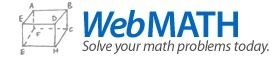 WebMath - Learn and Understand Math Processes | Math, Technology and UDL:  Closing the Achievement Gap | Scoop.it