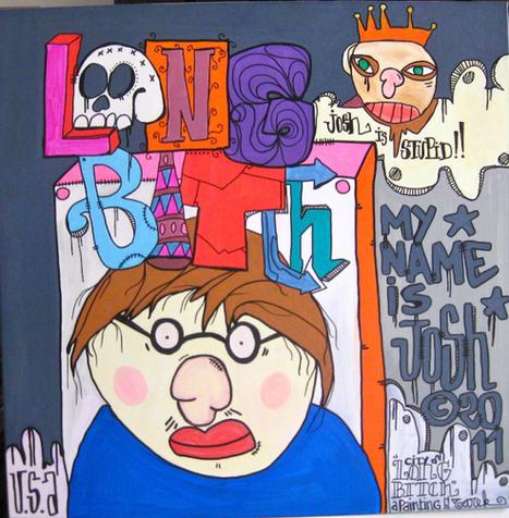 Peintures de Tarek (2) | Interviews graffiti et Hip-Hop | Scoop.it