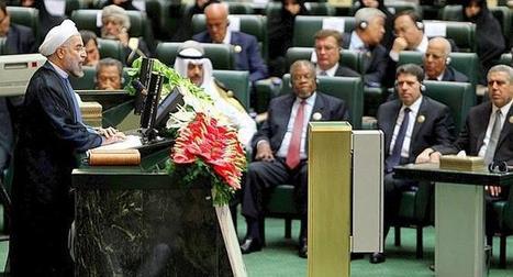 LeTemps.ch | Les multiples défis du président Rohani | Iran politics | Scoop.it