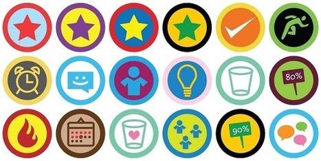 Out With the Degree, In With the Badge: How Badges Motivate Learning And 7 Tips To Use It Right | ICT4E | Scoop.it