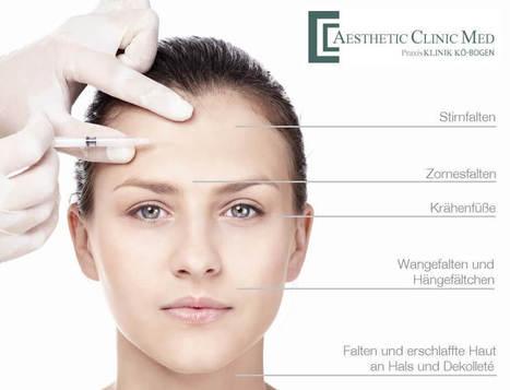 Botox Faltenbehandlung - Aesthetic Clinic Düsseldorf | Medizin - Gesundheit - Beauty | Scoop.it