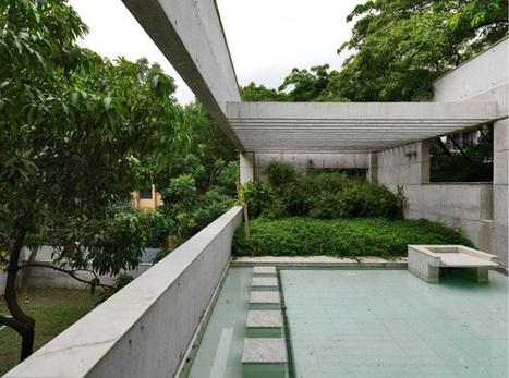 Contemporary SA Residence by SHATOTTO in Dhaka, Bangladesh | DesignRulz | Interior & Decor | Scoop.it