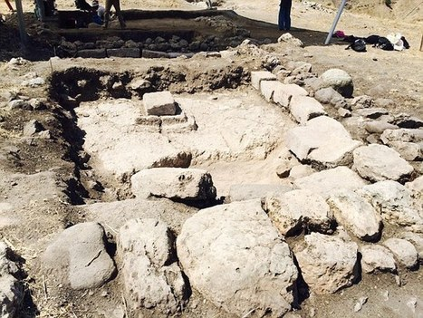 Synagogue from time of Jesus discovered in Galilee | Archaeology & Archaeological News | Scoop.it