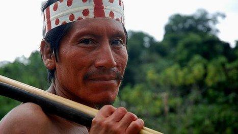 Cette tribu d'Amazonie sauve ses traditions… en publiant sa propre encyclopédie de médecine ! | Mes ressources personnelles | Scoop.it