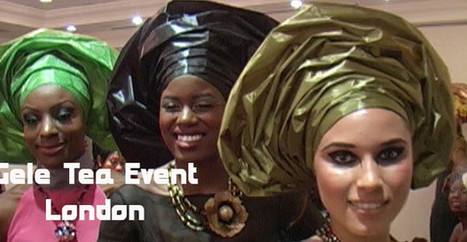 wrapPING IT UP - The Gèlè Tea Couture Fashion Event | AfroCosmopolitan | Events | Scoop.it