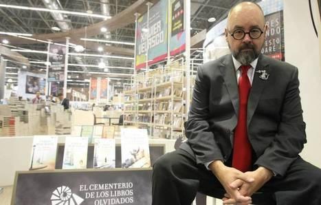 Zafón contra Reverte: estalla la guerra de los best sellers. Noticias de Cultura | en español | Scoop.it