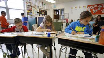 Illinois grade school test scores plunge — especially in poor communities - Chicago Tribune | Standardized Testing | Scoop.it