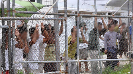 'People are in immediate danger': 103 immigration workers call for end to offshore detention | children in detention | Scoop.it