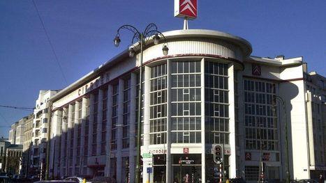 L'art contemporain peut-être logé dans le garage Citroën, place de l'Yser - RTBF Regions   Art Market, Museums, Galleries & Trends   Scoop.it